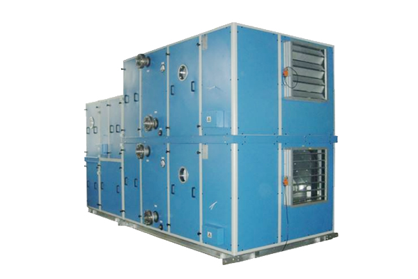 Combined AC Chiller