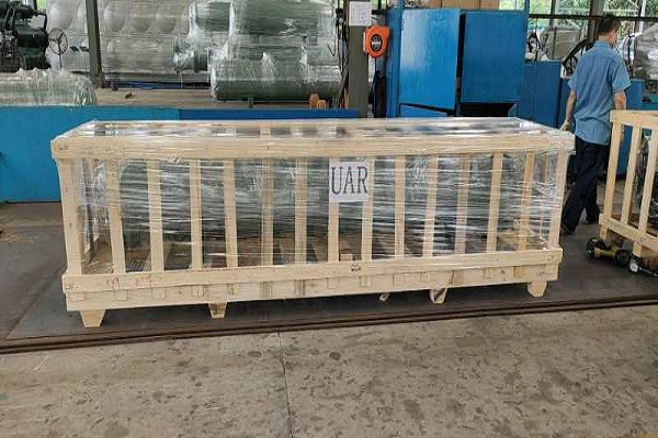 Water to Air Heat Exchanger package