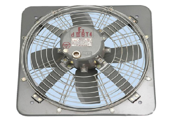 Explosion-proof fan