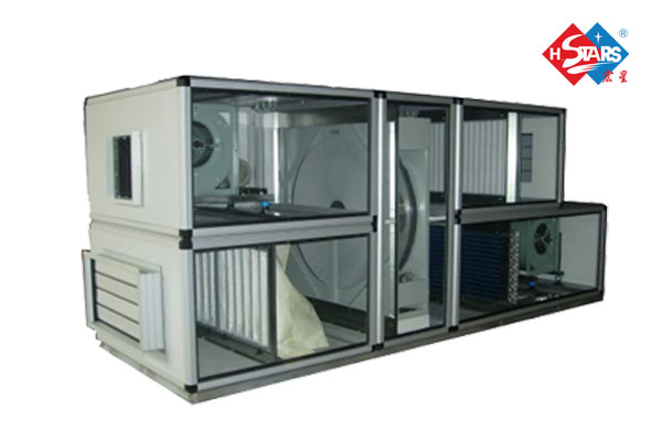 Modular Type Combined Air Conditioning Unit