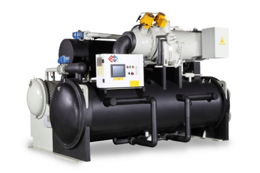 r134a air cooled oil free centrifugal chiller