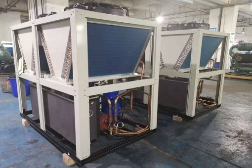 200kw chiller air kemasan